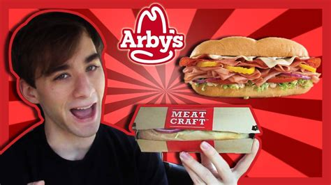 arbys loaded italian tv commercial ad 2015 hd advert arby s loaded italian the food review ep 60 youtube