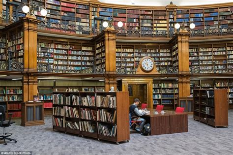 building a library room inside the most incredible libraries in britain daily