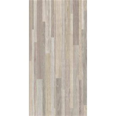 Peel And Stick Flooring Home Depot by Trafficmaster 12 In X 24 In Peel And Stick Seashore Wood