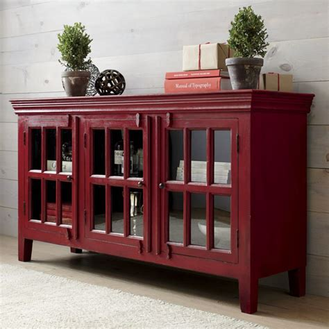 rojo cabinet crate and barrel rojo media storage cabinet mail cabinet