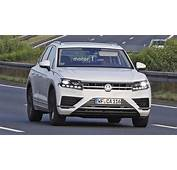 2018 VW Touareg Will Probably Look A Lot Like This