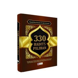 Nasihat Nabi Sehari Hari Promo Hari Ini buku 330 hadits pilihan hadits hadits hukum pilihan sehari hari