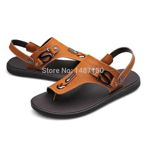 cool mens sandals summer s sandals 2015 mens cool outdoors sandals