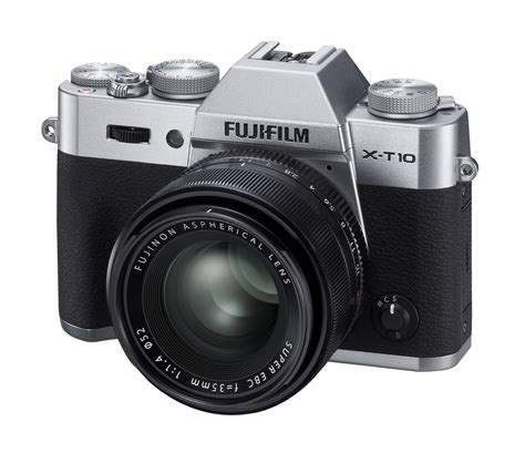 fuji x series the premium interchangeable lens fujifilm x t10 a