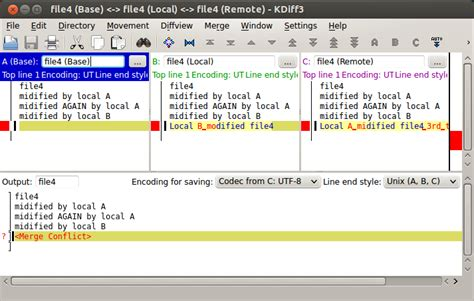git kdiff3 tutorial setting up remote git repository and fetch pull 2018