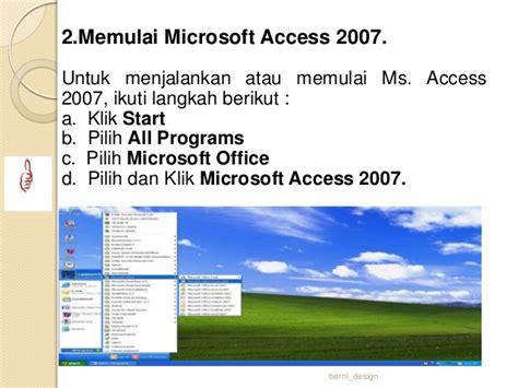 Membangun Aplikasi Stok Inventori Dengan Ms Access Cd bahan ajar kkpi software basis data
