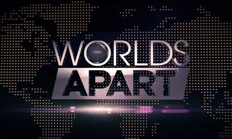 worlds appart worlds apart with oksana boyko what time is it on tv