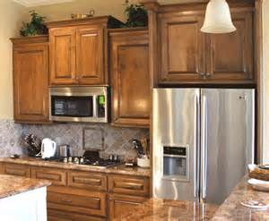 Maple Cabinets Kitchens