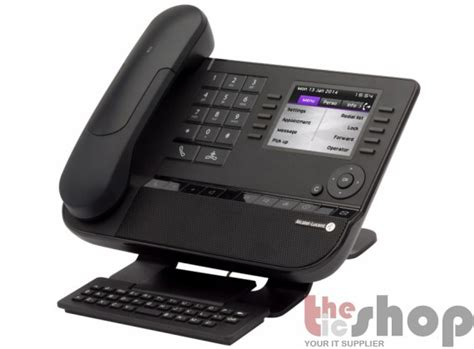 Bluetooth Desk Phone by Alcatel Lucent 8068 Bt Bluetooth Premium Deskphone 3mg27102de