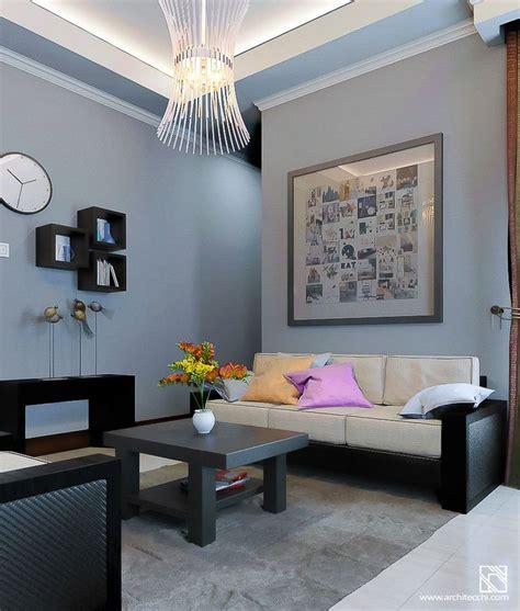 arsitektur desain interior living room ruang tamu