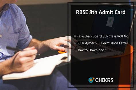 Permission Letter Rbse rbse 8th admit card 2018 rajasthan board bser viii roll no
