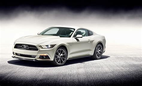 anniversary mustang 2015 car and driver