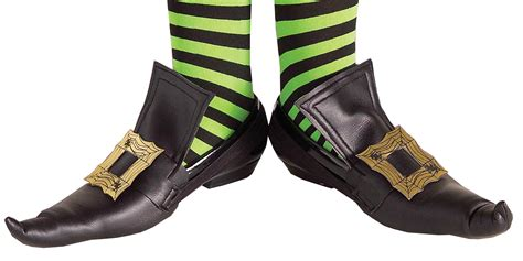 witch shoes gold witch shoe covers shoe covers mr costumes