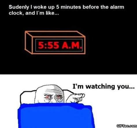 Alarm Clock Meme - the alarm clock