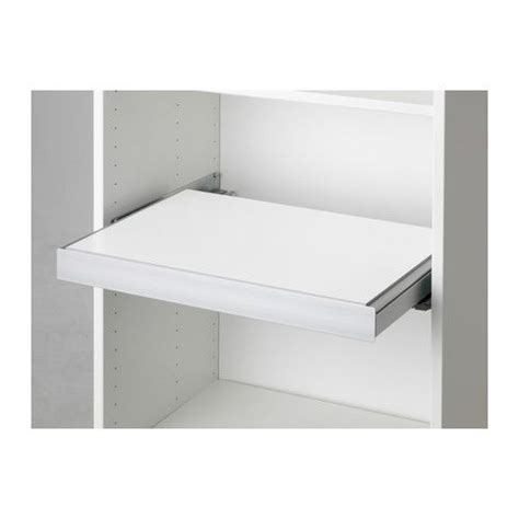 ikea sliding shelves ikea 365 glass clear glass trays printers and bookcases