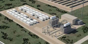 Tesla World System Tesla To Deploy Largest Li Ion Battery Project In The