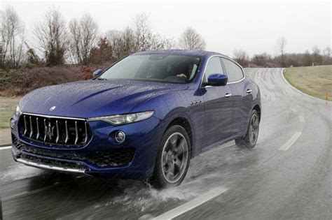 Maserati Of New York by Maserati Levante To Make Us Debut At New York Auto Show