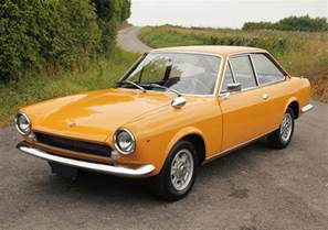 Fiat 124 Coupe For Sale Fiat 124 Sport Coupe Only Cars And Cars