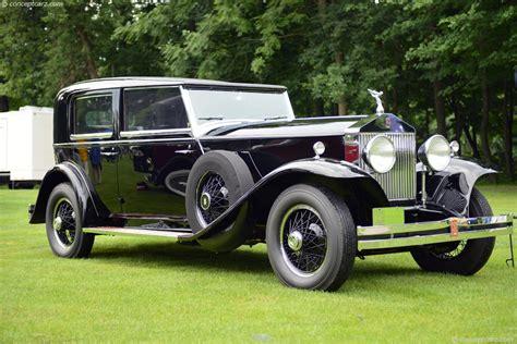 1931 rolls royce phantom ii p2 phantom 2 40 50hp 40 50