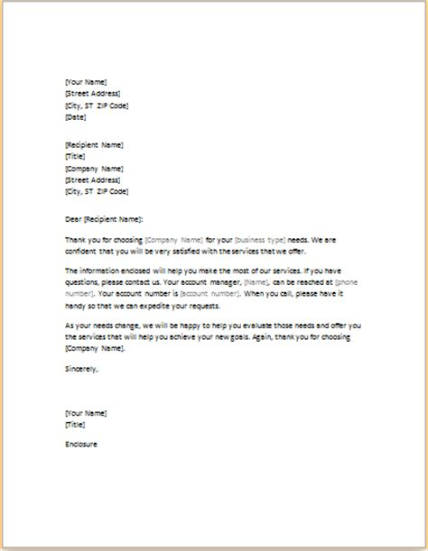 Business Introduction Letter To A New Client introduction letter to new client template introductory