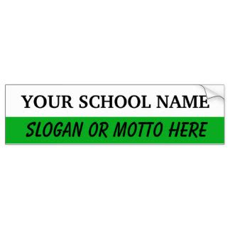 Student Council Gifts T Shirts Art Posters Other Gift Ideas Zazzle Bumper Sticker Template For Students