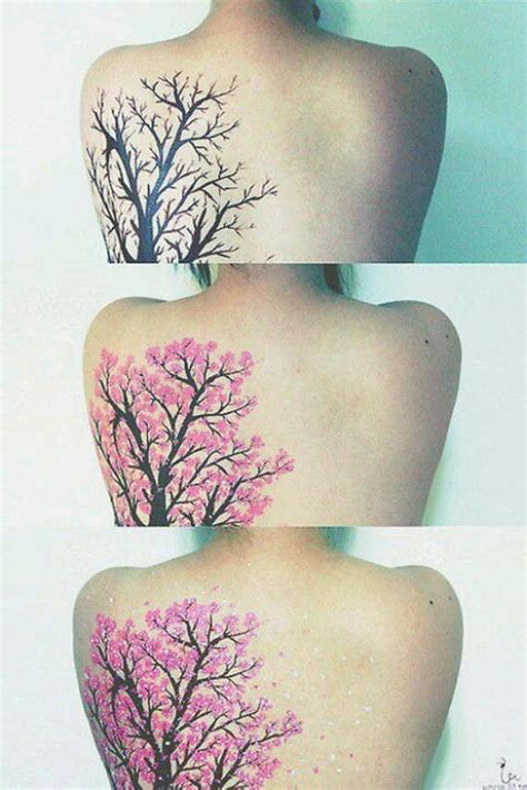 tattoo flower tree 33 pretty cherry blossom tattoos and designs