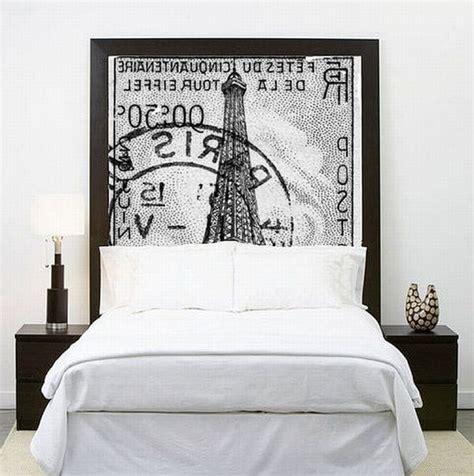 stencil headboard diy headboard tips ideas platform beds online blog
