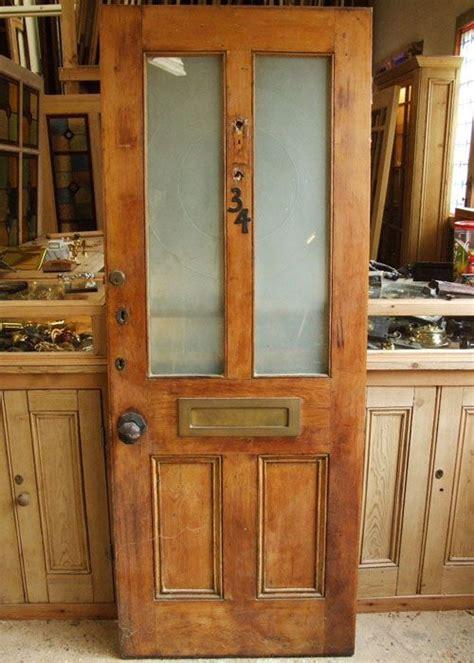 salvaged victorian door  victorian front door