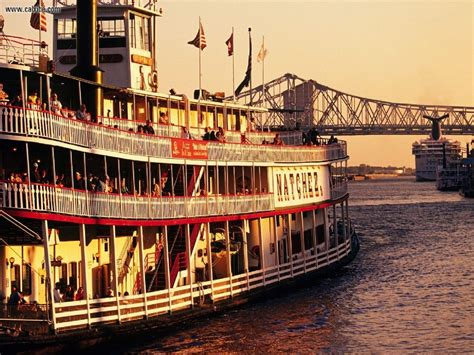 yacht boat ride in new orleans boats paddlewheeler natchez docking at the riverwalk new