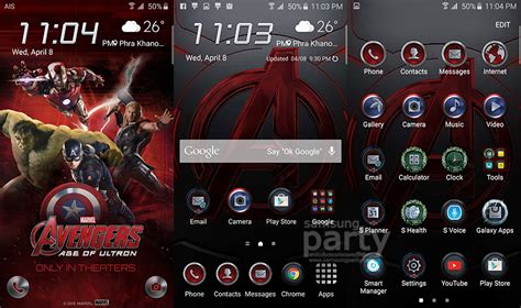 themes of s6 edge samsung galaxy s6 edge theme samsung party