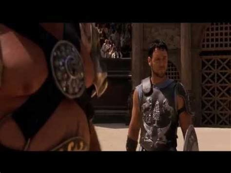 gladiator film length gladiator tigris of gaul youtube