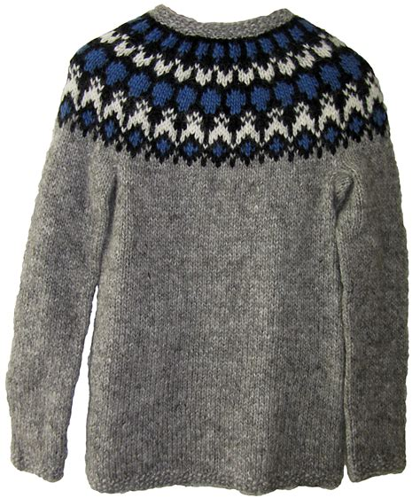 knit sweaters for islina garn och design islina yarn and design grey