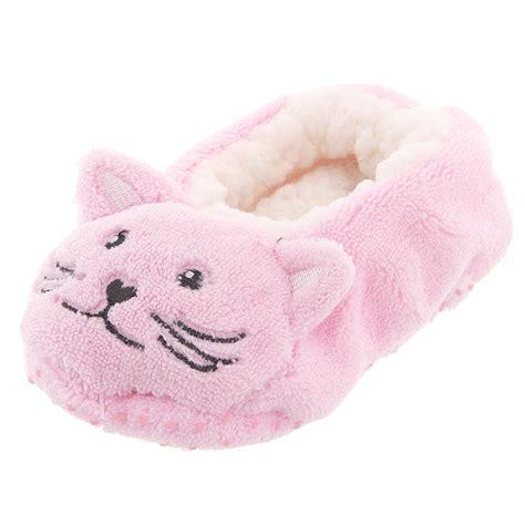 house shoes for girls toddler slippers for boys girls crazyforbargains com
