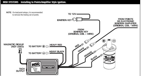 msd distributor wiring diagram msd pro mag wiring diagram wiring diagram and schematics