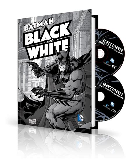 batman hc vol 9 jun150278 batman black white hc vol 1 book dvd blu ray set previews world