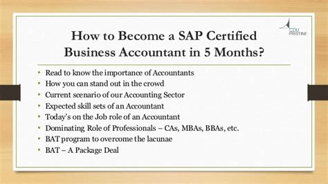 Can You Become A Cpa With Only An Mba by Career In Accounting Taxation
