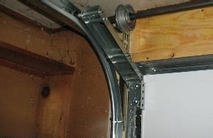 Low Clearance Garage Door Hinges Low Headroom Modification For Steel Doors