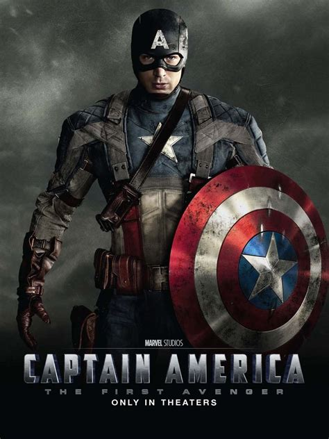 captain america captain america trailer captain america poster