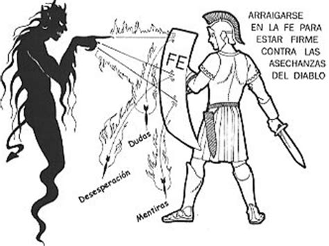 guerra espiritual armadura de un guerrero armadura de dios jovenes con espada