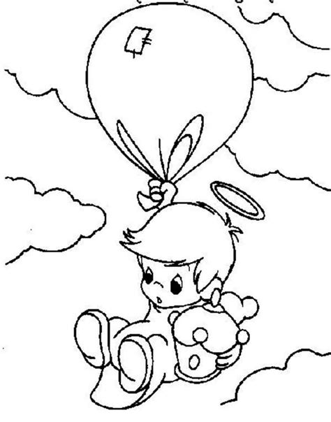 baby angel coloring page baby angel coloring pages t8ls com