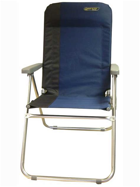 Quest Traveller Directors Chair And Side Table Quest Traveller Folding Chair Blue For Cing Caravans And Motorhomes Ebay