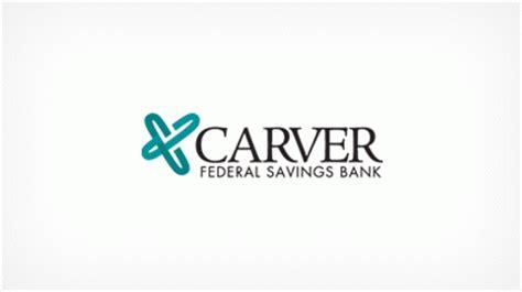 carver bank carver federal savings bank fees list health ratings