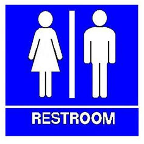 Bathroom Sign Images by Unisex Bathroom Signs Clipart Best