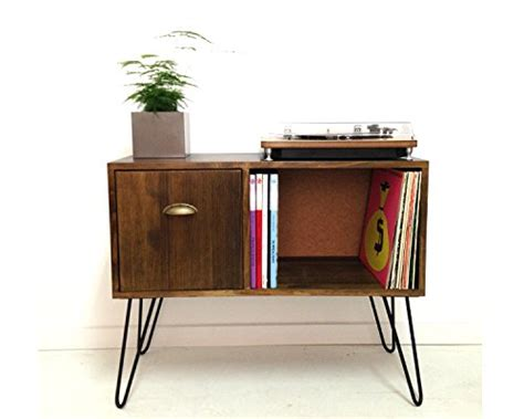 record player table and storage record console for sale only 4 left at 65