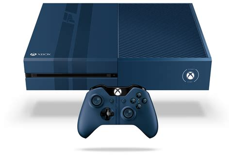 xbox one console the new forza 6 limited edition xbox one console has a