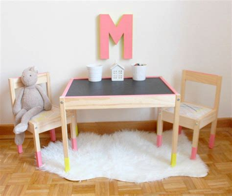 Ikea Hack Kinderzimmer Tisch by Ikea Latt Table Hack Kinderzimmer