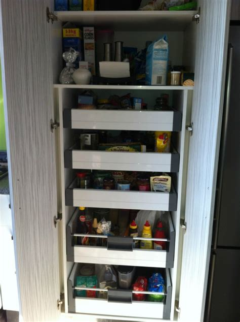 Pantry With Drawers by Pantry Designs For Today S Kitchen Matthews Joinery