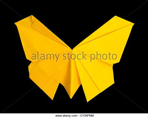 Serviettenform Schmetterling by Origami Style Stock Photos Origami Style Stock Images
