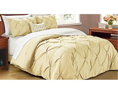 pintuck comforters 2pc swift home pintuck comforter set