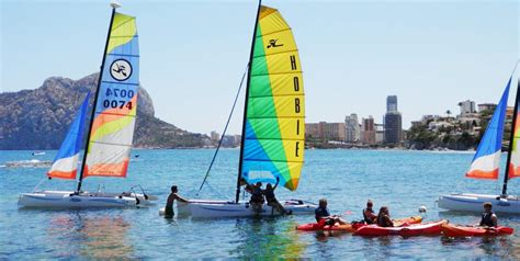 catamaran costa cat hobie cats costa blanca yacht association